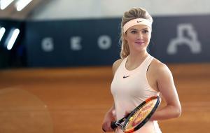 Элина Свитолина вышла в полуфинал престижного турнира
