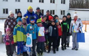 В Харькове прошли Всеукраинские соревнования по биатлону