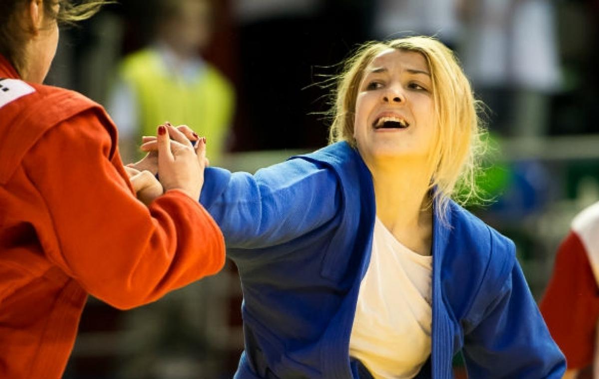 Анастасия Новикова завоевала золотую медаль