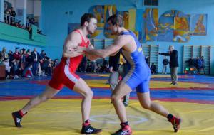 Ярослав Фильчаков завоевал бронзовую медаль на турнире по греко-римской борьбе