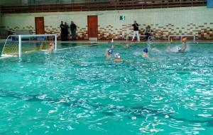 Ватерполисты сборной Харьковской области выиграли пять матчей чемпионата Украины