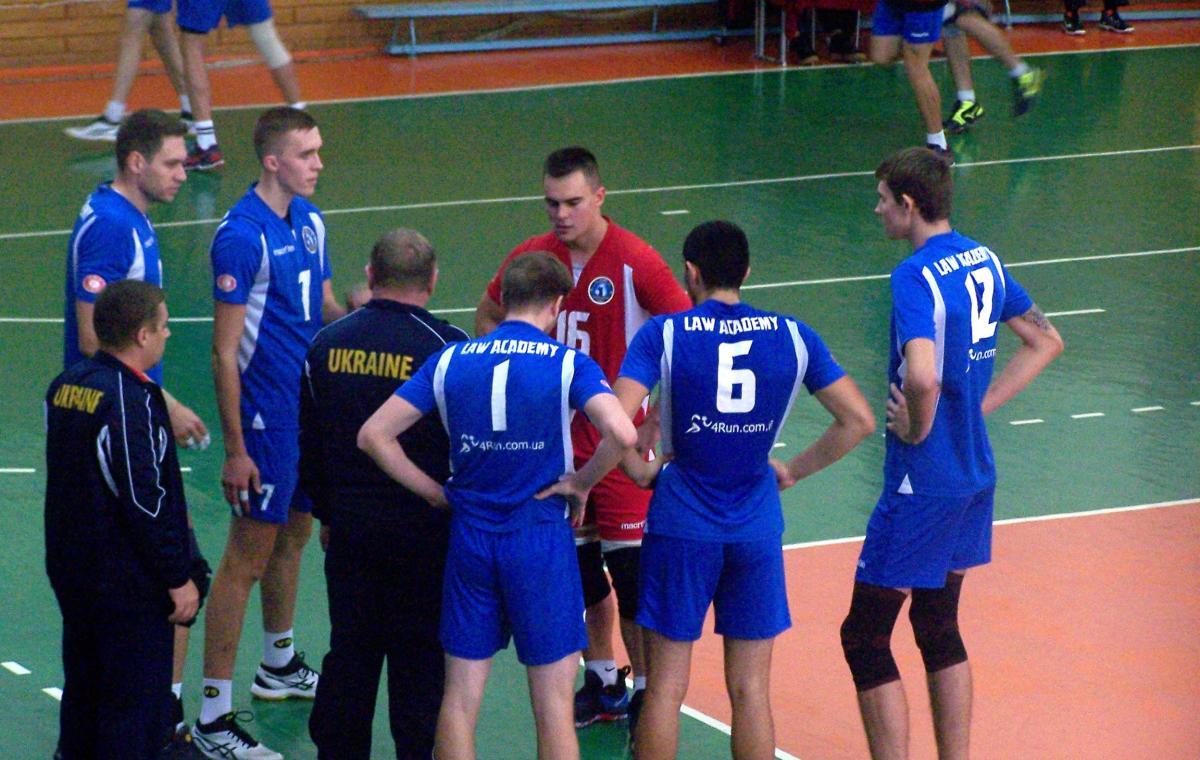 Харьковская «Юракадемия» выиграла первый матч 1/4 финала украинской Суперлиги