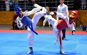 Харьковчане завоевали 12 медалей на чемпионате Украины по тхэквондо среди юношей