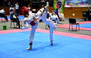 Программа «Харьков спортивный» о чемпионате Украины по тхэквондо ВТФ