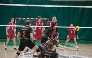 Харьковской «Юракадемии» совсем немного не хватило до победы в первом полуфинале