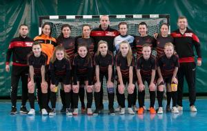 Программа «Спортивная Украина» о харьковском женском футзальном клубе «TESLA»