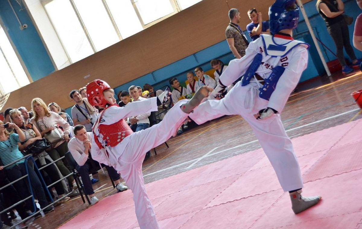 Программа «Харьков спортивный» о первом этапе Всеукраинского турнира «Гран При Атака» по тхэквондо ВТФ