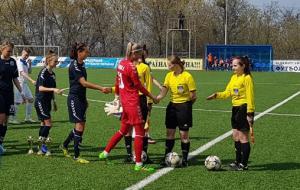 Харьковский «Жилстрой-1» победил «Львов» со счетом 7:0