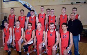 Харьковская команда вышла в плей-офф Юношеской баскетбольной лиги Украины