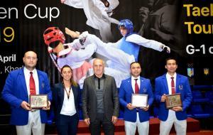 Программа «Харьков спортивный» о международном турнире по тхэквондо ВТФ