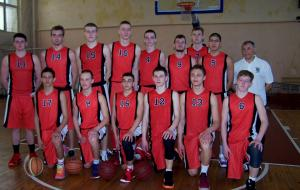 Юношеская сборная Харьковской области по баскетболу уверенно победила в первом матче плей-офф ЮБЛ Украины
