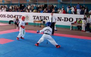 Программа «Харьков спортивный» о Всеукраинских соревнованиях по таеквон-до ITF