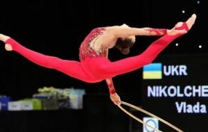 Влада Никольченко завоевала «бронзу» на этапе Кубка мира