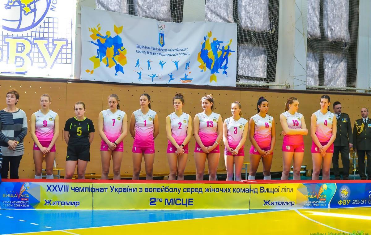 Волейболистки ХОВУФКС проиграли и в третьем матче за право играть в Суперлиге