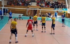 Харьковский «Локомотив-ХДВУФК-1» не сумел выиграть серию за право играть в Суперлиге