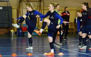 В преддверии полуфинала Кубка Украины по футзалу среди женщин