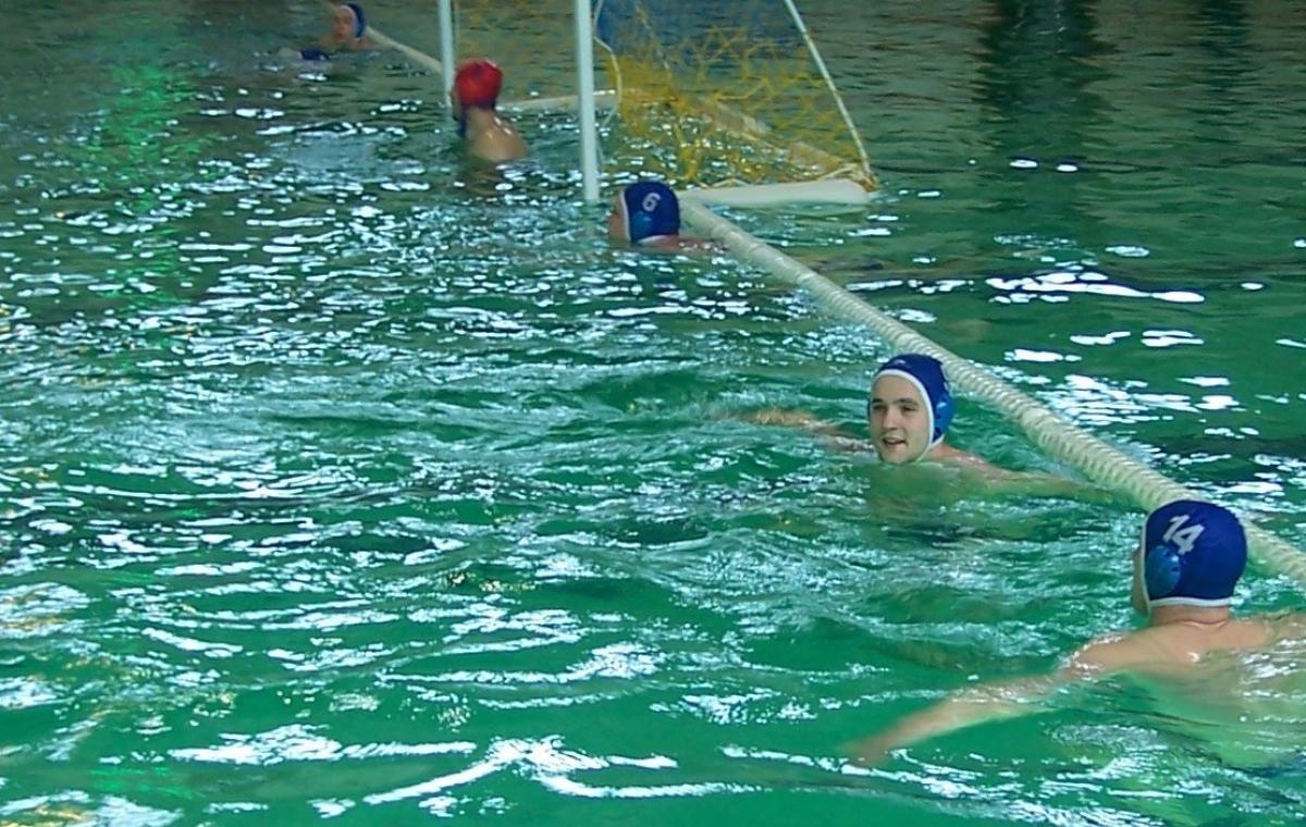 Харьковские ватерполисты U-17 сыграли в отборе на чемпионат Европы