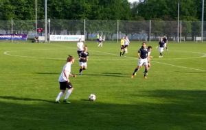 «Жилстрой-1» легко победил команду «Едность-ШВСМ» со счетом 7:0