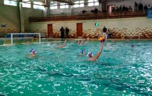 В Харькове стартовал международный турнир по водному поло памяти Алексея Баркалова