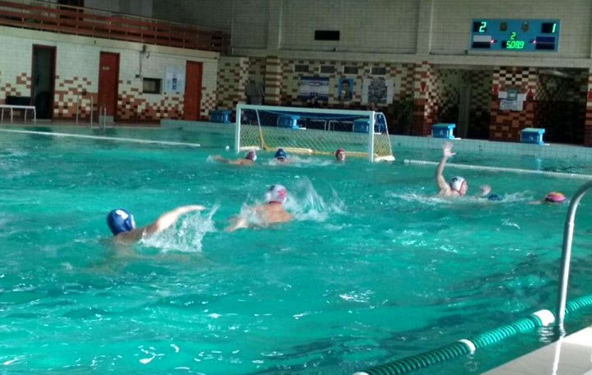 Сборная Украины во второй раз выиграла в харьковском международном турнир по водному поло