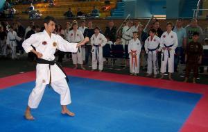 Программа «Харьков спортивный» о чемпионате мира по кэмпо, каратэ и кобудо