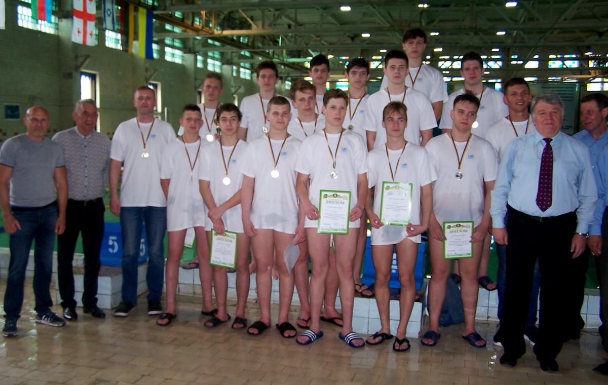Харьковчане в составе сборной Украины заняли второе место на турнире памяти Алексея Баркалова