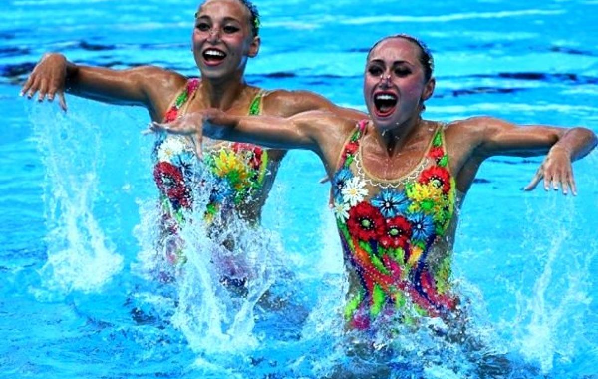 Марта Федина и Анастасия Савчук завоевали лицензию на Олимпиаду 2020