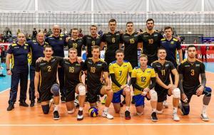 В составе сборной Украины в «Золотой Евролиге» выступят 12 воспитанников харьковского волейбола