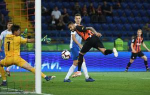 «Шахтер» на харьковском стадионе «Металлист» разгромил «Мариуполь»
