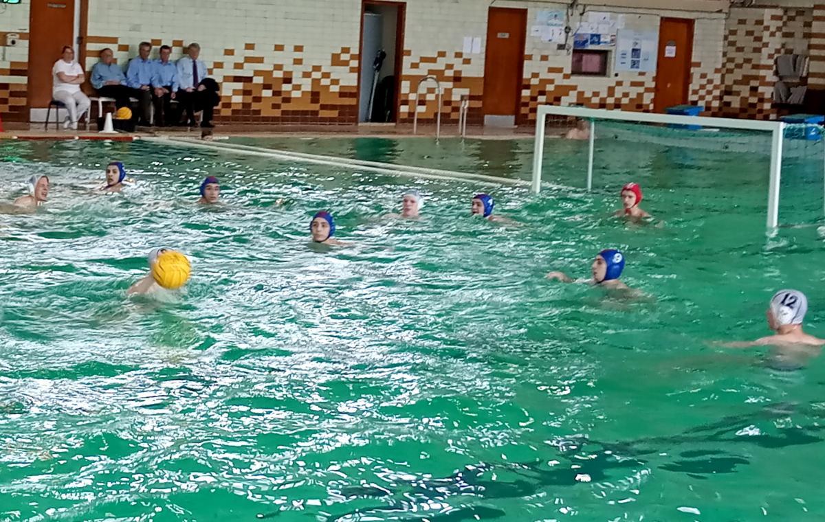 Начались игры финального тура чемпионата Украины среди юношей 2007 года рождения