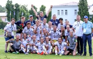 Харьковский «Жилстрой-1» выиграл Кубок Украины и сделал «золотой дубль»