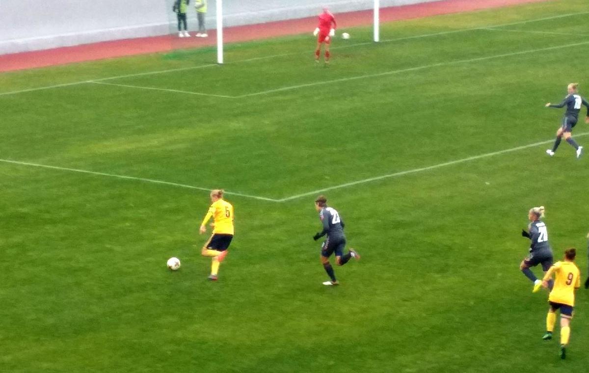 В Харькове пройдут матчи женской Лиги чемпионов по футболу
