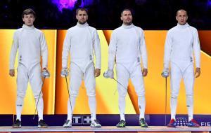Роман Свичкарь завоевал серебряную медаль в составе сборной Украины