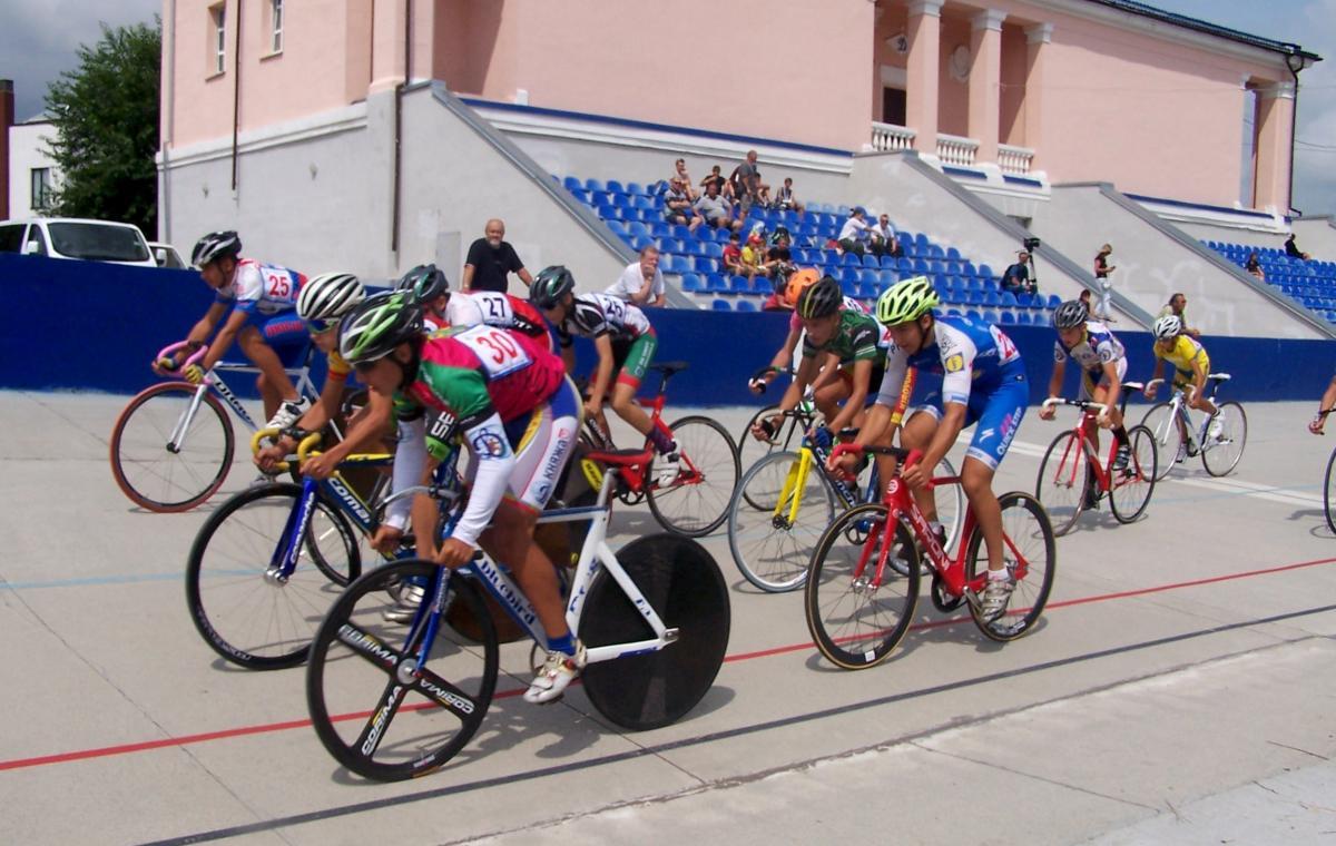 В Харькове завершился юношеский чемпионат Украины по велоспорту на треке
