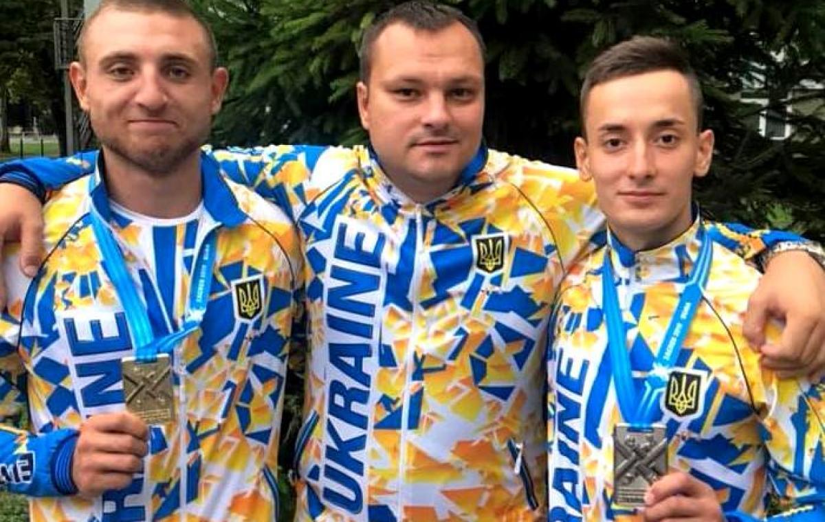 Золото и серебро харьковских спортсменов-студентов