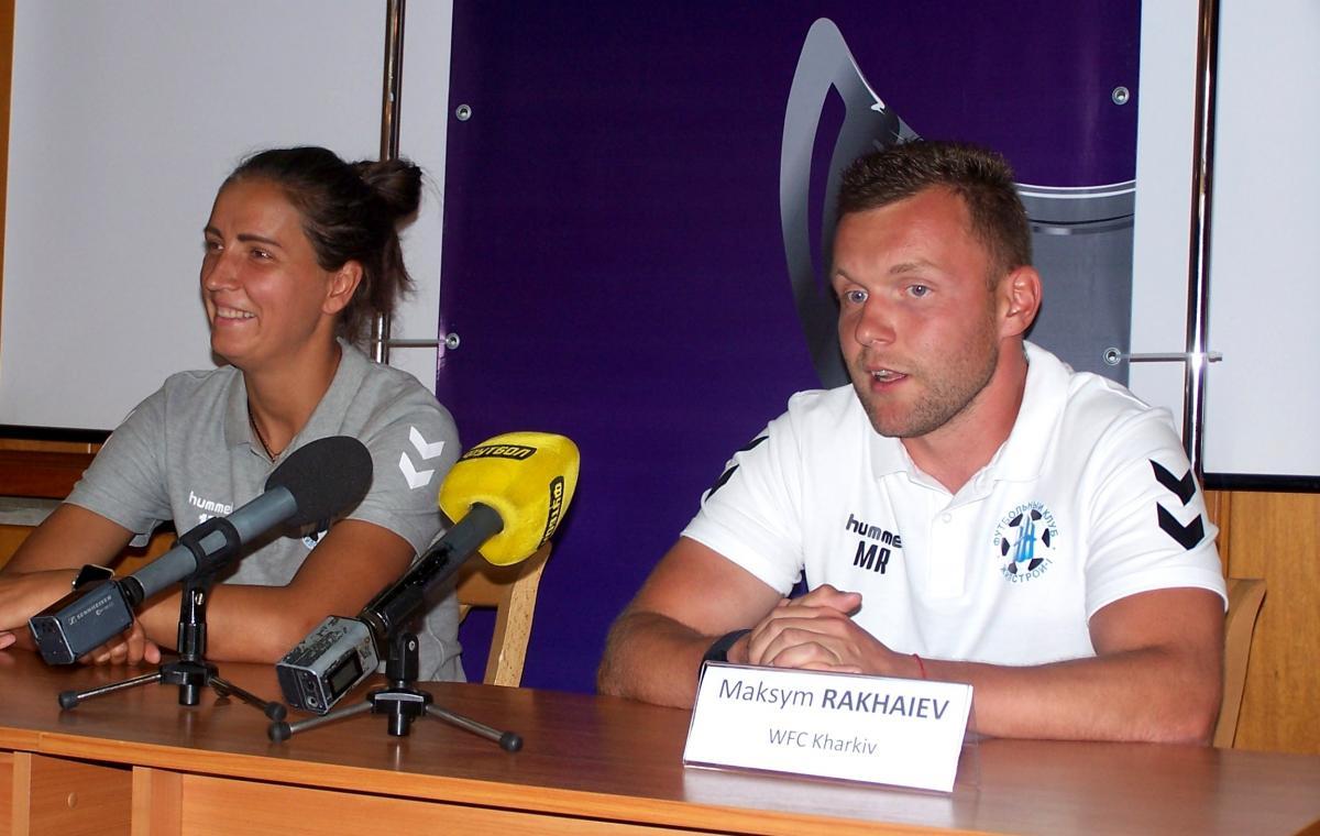 Харьков снова принимает женскую Лигу чемпионов по футболу