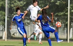 «Жилстрой-1»  победил и во второй игре Лиги чемпионов