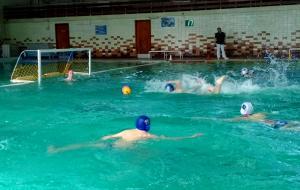 Сборная Харьковской области во водному поло начала подготовку к новому сезону