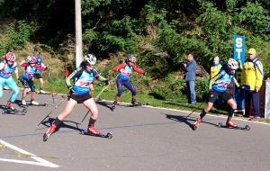 Четверо харьковских биатлонистов выступят на летнем чемпионате мира