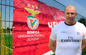 Александр Горяинов и Сергей Кандауров будут тренировать в академии «Бенфики» в Харькове