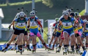 В первый день летнего чемпионата мира по биатлону состоялись гонки суперспринта
