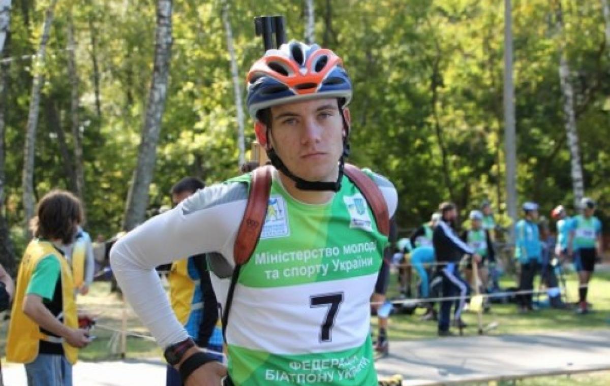Харьковчанин Юрий Сытник - бронзовый призер летнего чемпионата мира по биатлону