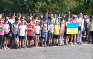 Программа «Харьков спортивный» о проведении Олимпийского урока в «КДЮСШ ХТЗ»