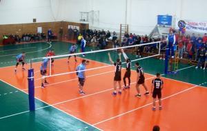 Программа «Харьков спортивный» о матче первого тура чемпионата Украины по волейболу
