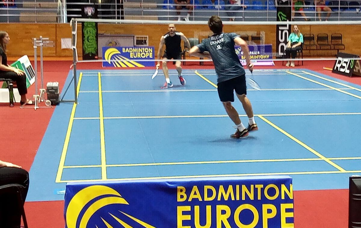 Программа о международном турнире по бадминтону, который проходил в харьковском Дворце спорта «Локомотив». Сентябрь 2019 года.