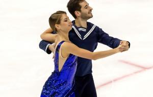 Харьковчане Назарова и Никитин стали победителями международного турнира в Чехии