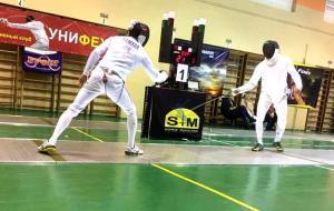 В Харькове завершился турнир по фехтованию памяти заслуженного тренера Украины Леонида Авербаха