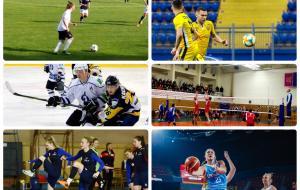 Анонс спортивных событий с участием харьковских команд на период с 15.11.19 по 17.11.19