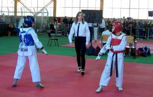 Программа «Харьков спортивный» о третьем финальном этапе Всеукраинского турнира «Гран При Атака» по тхэквондо