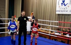 Программа «Харьков спортивный» о Кубке Харьковской области по таиландскому боксу